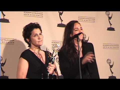 Wendy and Lisa on PRINCE- at the 2010 Creative Arts Emmys