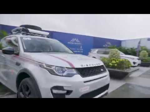 Land Rover Experience Tour | Asia Pacific Regional Finals in Laos