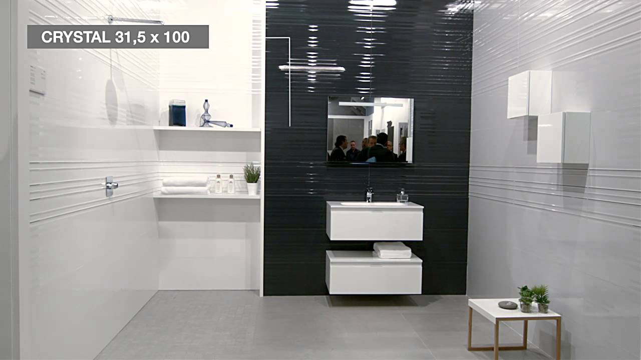 tiles for modern bathrooms boreal austin cryistal. Black Bedroom Furniture Sets. Home Design Ideas