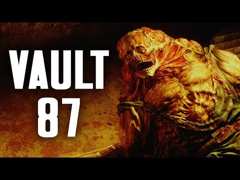 The Story Of Fallout 3 Part 13: The Inhuman Experiments Of Vault 87 - Finding The Garden Of Eden
