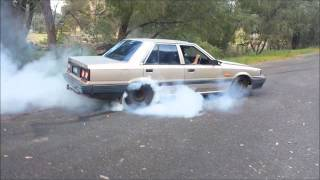 r31 rb30 blow through carby turbo