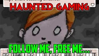 """Follow me, Free me"" - Haunted Gaming CREEPYPASTAS"