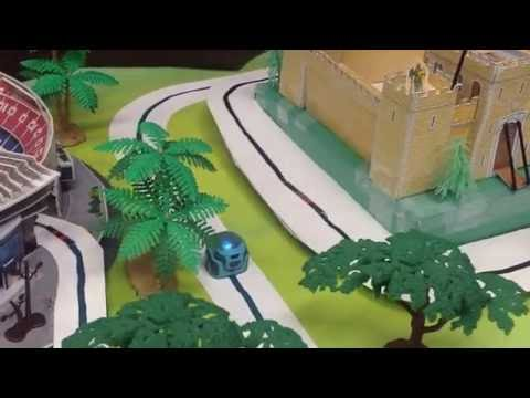 Ozobot Vacation to Barcelona