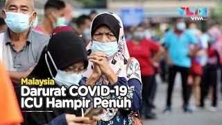 Diduga Varian COVID-19 India Sudah Masuk, Malaysia Darurat Corona