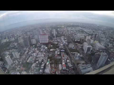 Lunch/Dinner Baiyoke Sky Hotel with Observation Deck - Video