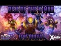 """Rise Of The X-Men"" Epic Quest Ch. 1 - Marvel Future Fight (Dialogue & Gameplay)"