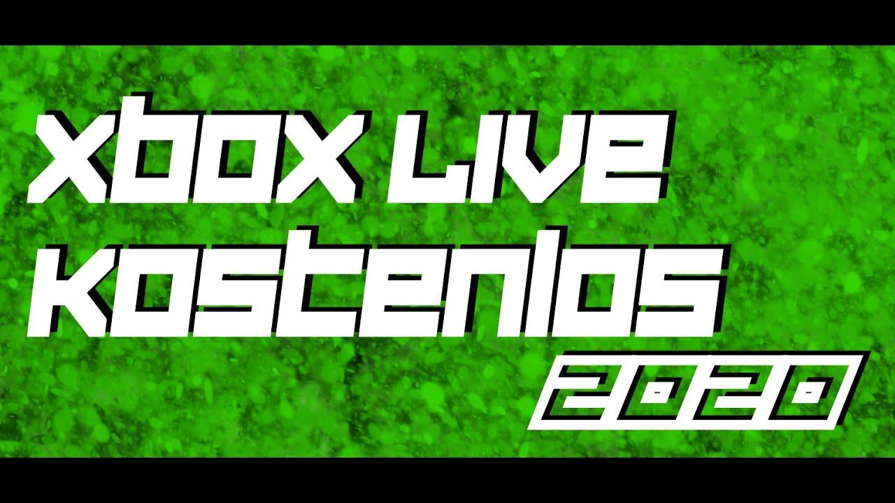 Xbox Live Gold Kostenlos! 2020 - YouTube