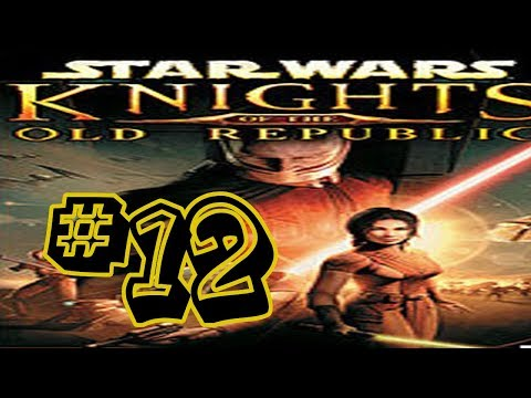 Star Wars Knights of the Old Republic || #12 || Profit Over Hope || Taris