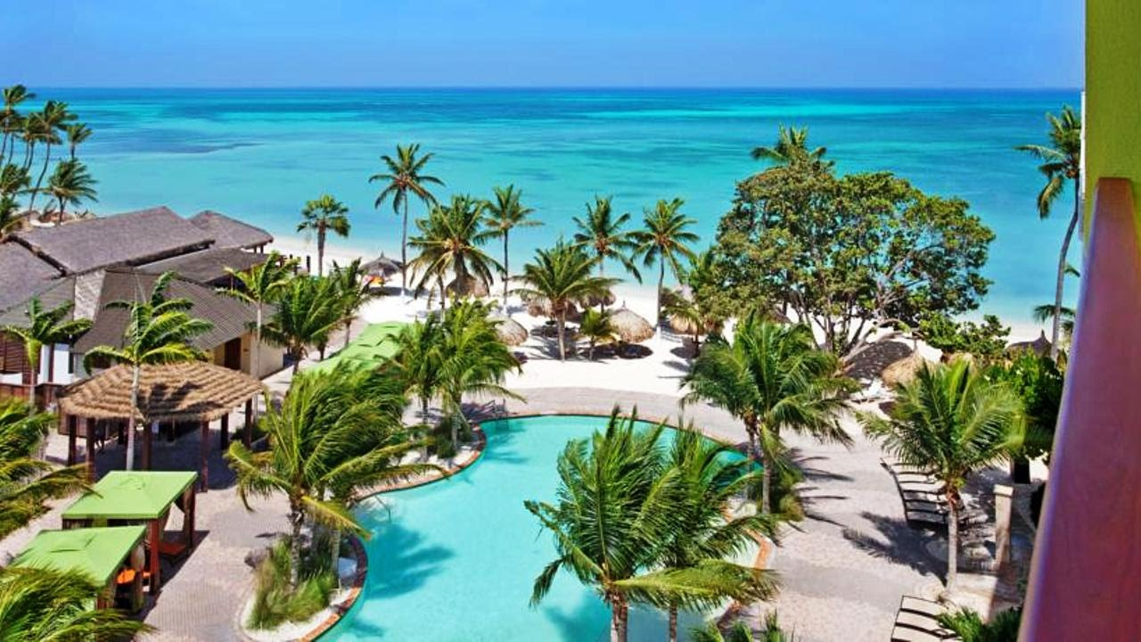 Top10 Recommended Hotels in Palm Beach, Aruba, Caribbean - YouTube