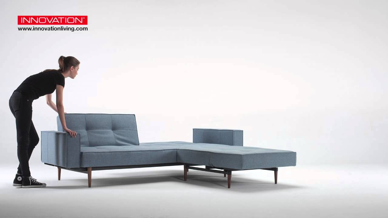 Innovation Splitback Sessel Innovation - Splitback Schlafsofa Und Sessel- Produktvorstellung - Youtube