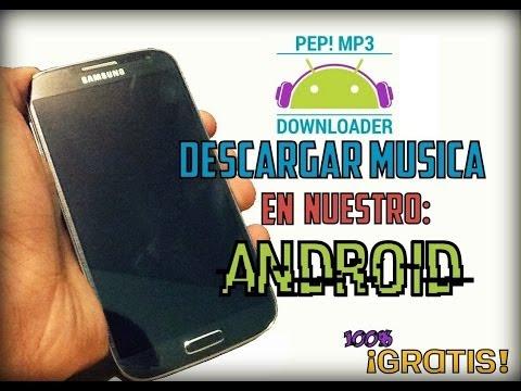 PEP! MP3 DOWNLOADER ◢◤ [Descargar Música en Android]