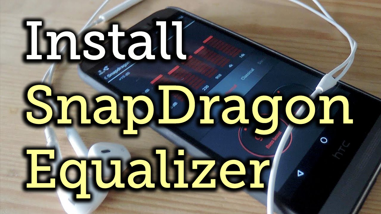 Boost Your HTC One's Speakers with the SnapDragon Audio+ Equalizer [How-To]