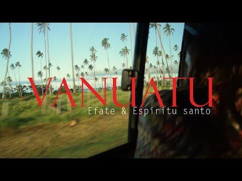 VANUATU - Efate et Espiritu Santo