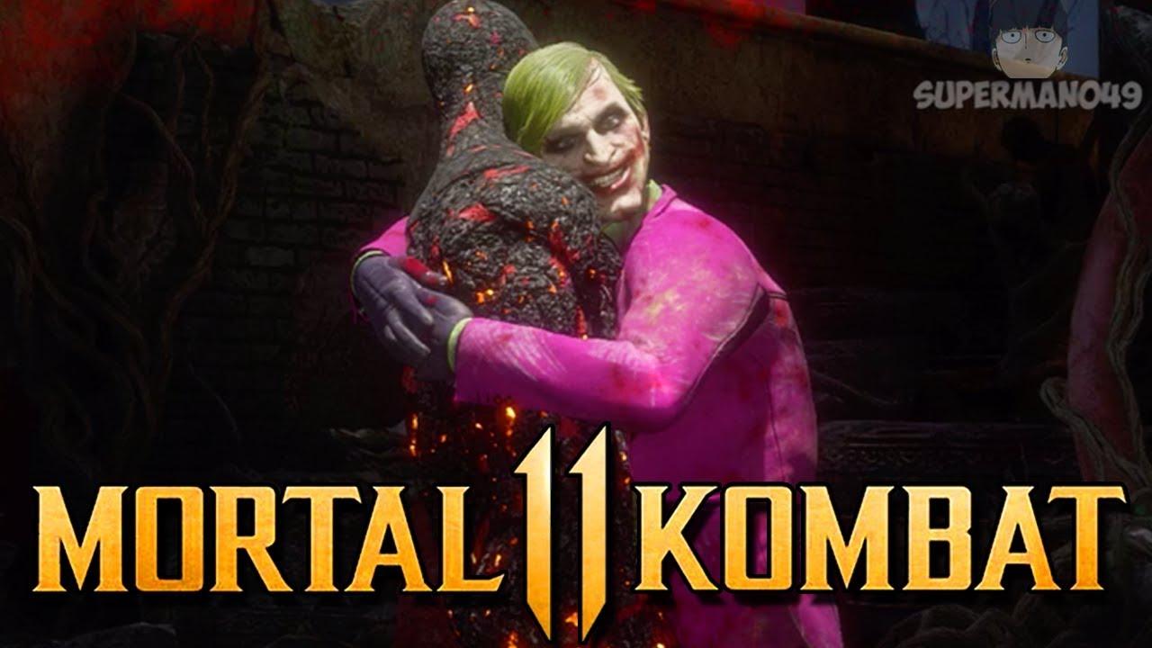 "Download The Hardest Joker Brutality To Get! - Mortal Kombat 11: ""Joker"" Gameplay"