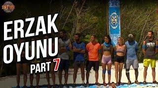 Erzak Oyunu 7. Part   31. Bölüm   Survivor Türkiye - Yunanistan