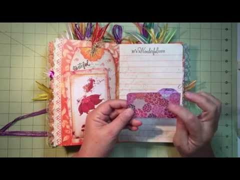 400 Subscribers Clasp Envelope Journal Giveaway!