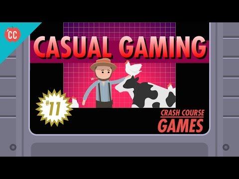 Casual Gaming: Crash Course Games #11