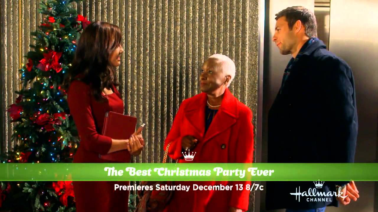 best christmas party ever premieres saturday december 13th - The Best Christmas Party Ever
