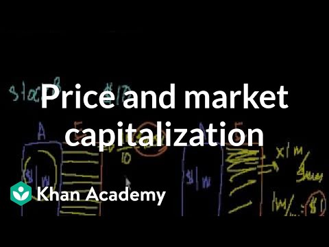 Price and market capitalization | Stocks and bonds | Finance & Capital Markets | Khan Academy Mp3