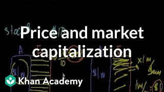 Price and market capitalization | Stocks and bonds | Finance & Capital Markets | Khan Academy