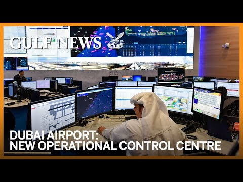 Dubai Airport's Operational Control Centre officially opens