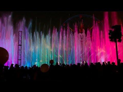 World Of Color | Disney's California Adventure | FULL VIDEO