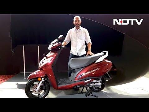First Look: Honda Activa 125 BS-VI