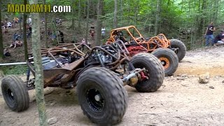 RAT ROD ROCK BOUNCER WINS FIRST EVER KNOCKOUT RACE