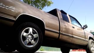 1997 GMC Sierra 1500 Flowmaster Super 10 Exhaust