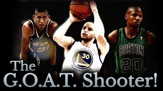 The Reasons Why Stephen Curry Is The GREATEST SHOOTER EVER!