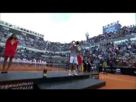 Djokovic beats Nadal to win Italian Open