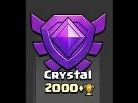 How to join Crystal league fast in Clash of Clans 2016