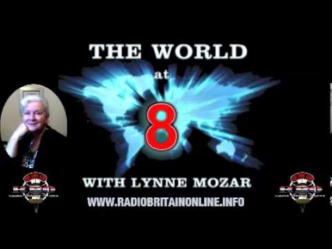 World at 8 Monday 22 April 2013