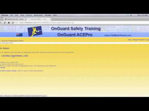 543e5d01796d OnGuard Safety Tests - YouTube