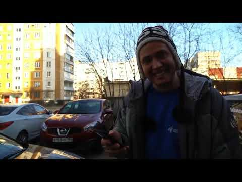 Ильдар Автоподбор дарит счастье, ехал дарить машину попал в аварию и все равно сделал добро ✔