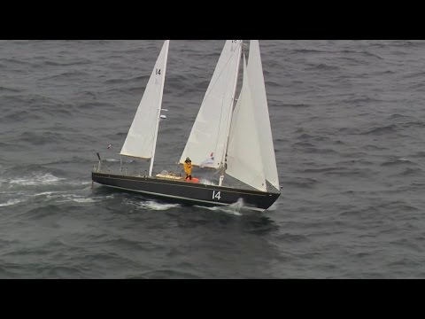World on Water May 06 16 Sailing TV News. Transat, Antigua,