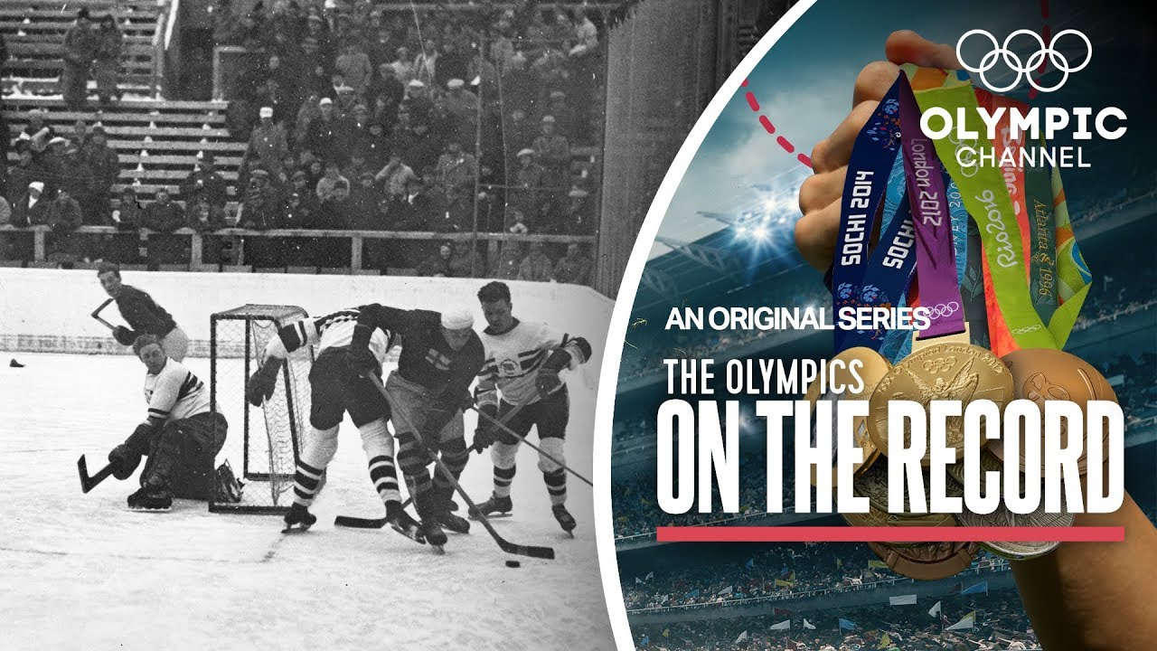 bded167b5 Team GB Win Surprise Ice Hockey Gold in 1936