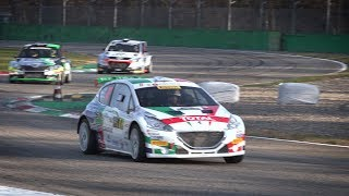 Monza Rally Show 2018 - Paolo Andreucci e Peugeot 208 T16