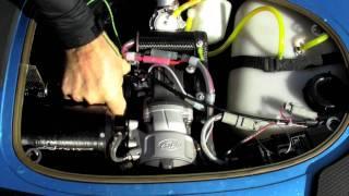 Ручний джет (Частина 5) Вода в двигуні