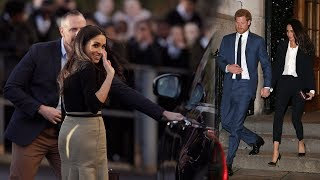 Prince Harry demands full time bodyguard for Meghan Markle