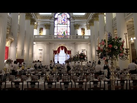 Lord Mayor's Easter Banquet for the Diplomatic Corps