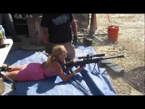 Lar Grizzly 50bmg Bolt Gun Youtube