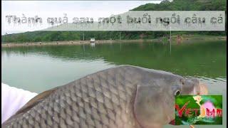 Theo Cần thủ Đi câu Được cá siêu to