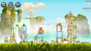 angry birds star wars 2  part 4