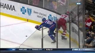 Boston University Wins 2015 Hockey East Tournament - 03/21/2015