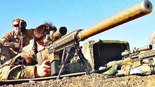 U.S. Army Sniper Rifle Range - M110 SASS