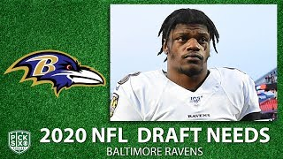 Baltimore Ravens Draft and Free Agency Needs: Baltimore NEEDS Wide Receivers | CBS Sports HQ