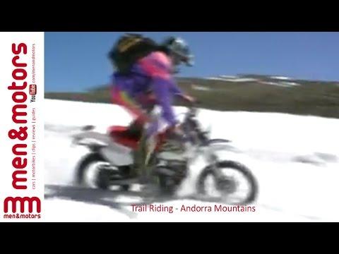 Trail Riding - Andorra Mountains - Part 1