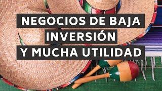 Negocios rentables en México con poca inversión 2020