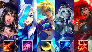 Top 10 Champion ADC Plays Patch 8.15 - ADC Montage | League of Legends